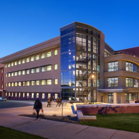 New Science Building