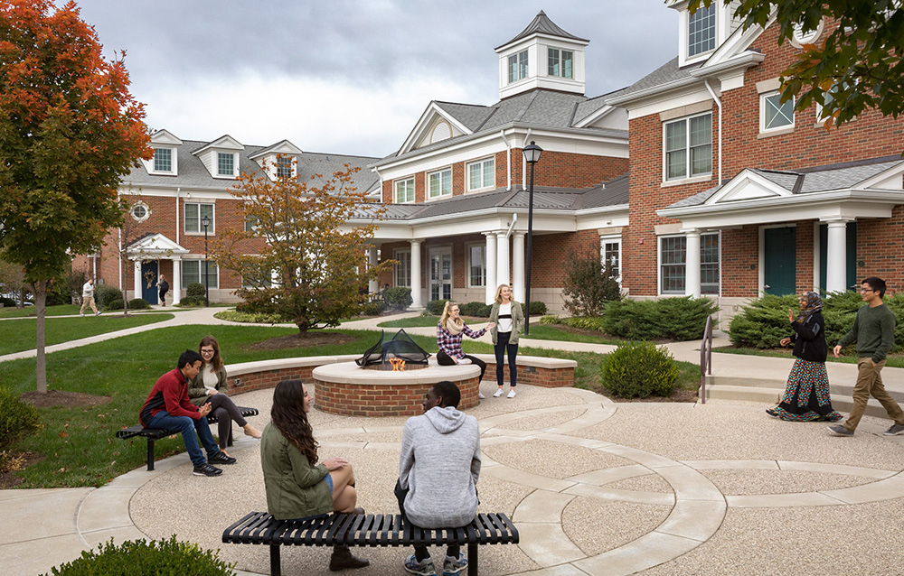A. Eugene Brockman Residential Commons