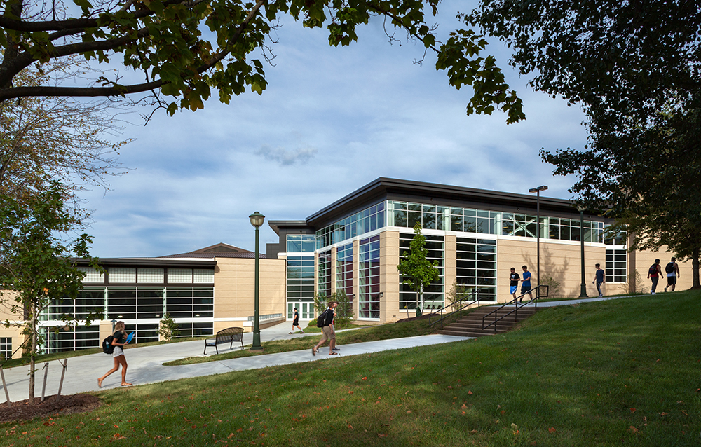 Recreation Center Addition and Renovation