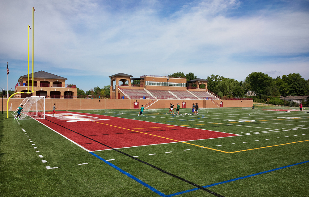 Ron Holtman Stadium & Holekamp Track and Field Stadium