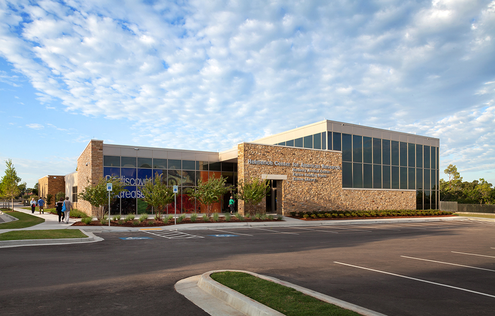 Helmerich Center for American Research at Gilcrease Museum