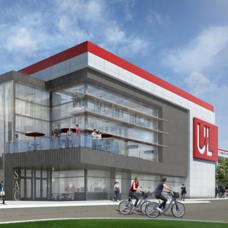 Student Activities Center Renovation and Expansion