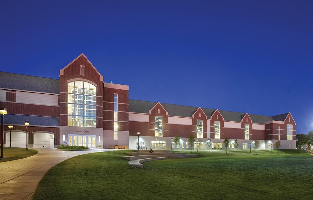 Leonard Center