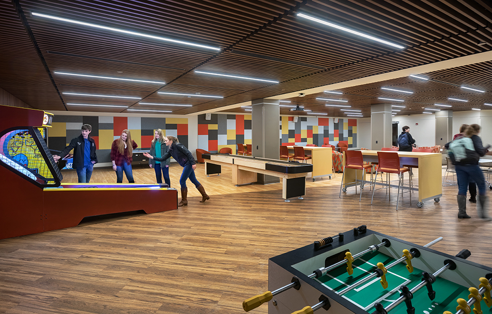 Lowry Student Center Renovation