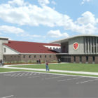 Student Recreation Center Addition Concept Design
