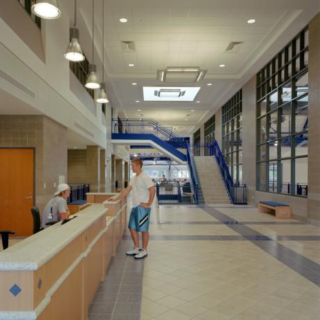 Bruner Fitness and Recreation Center