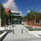 Ladue Entry Courtyard Perspective 1 - square