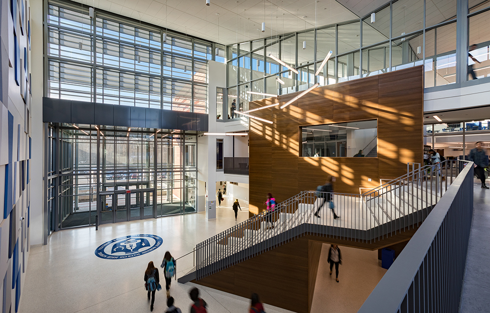Horton Watkins High School Addition/Renovation