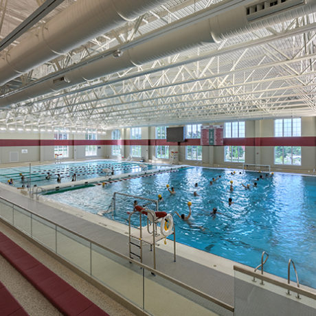 Steward Family Aquatic Center