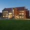 Millikin University Commons Exterior Dusk_square