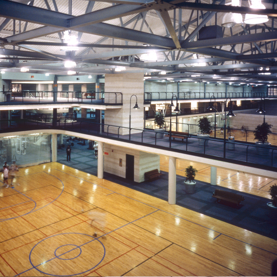 Student recreation center hastings chivetta