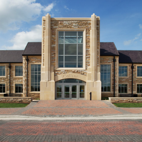 Collins Hall | Welcome Center