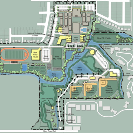 Campus Master Plan Hastings Chivetta
