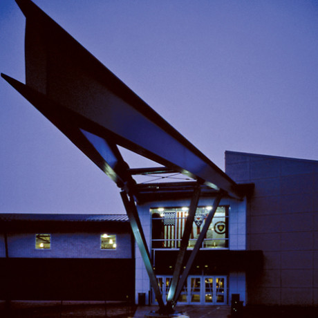 Student Recreation and Wellness Center
