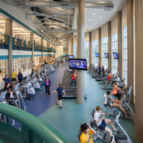 Student Recreation Center Expansion & Renovation