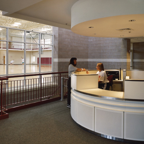 Student Health and Fitness Center