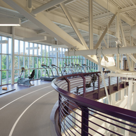 Spencer Student Recreation Center Addition Renovation